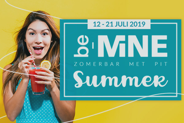 Campagnebeeld van be-MINE Summer in Beringen