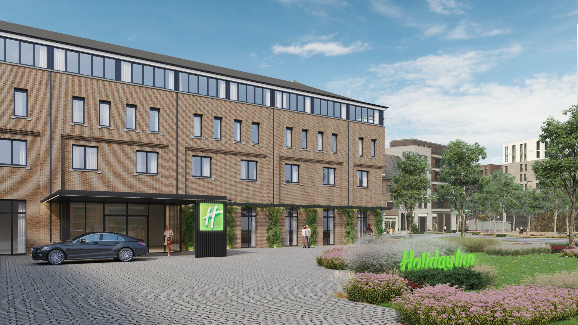 Holiday Inn - Hoofdingang