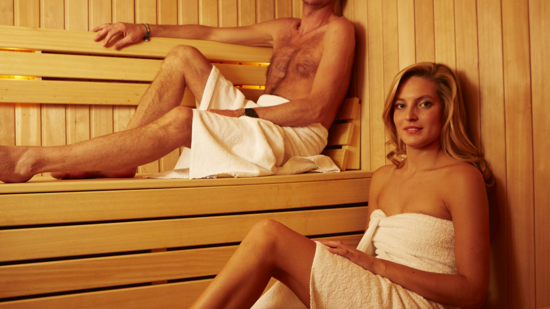 Holiday Inn - Hotel sauna