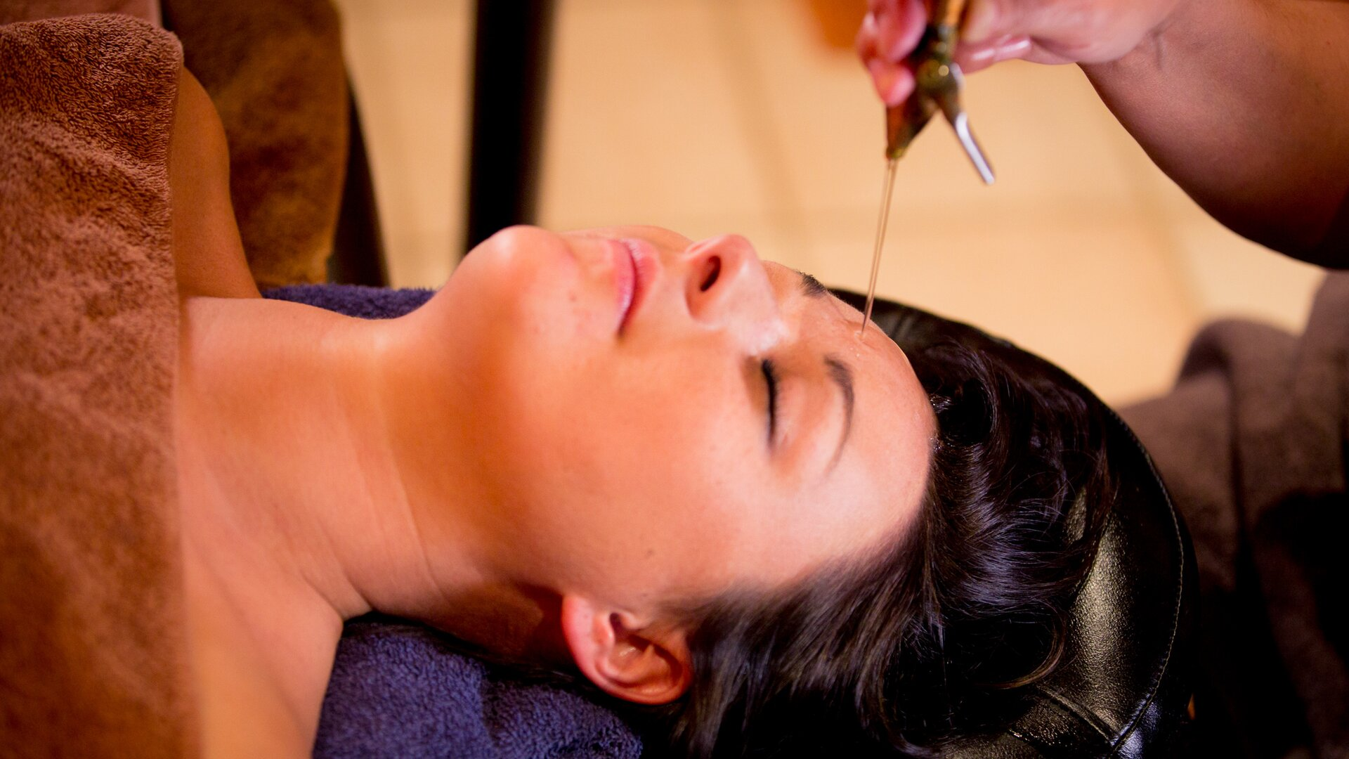 Kuur en wellnesscentrum Yolande Buekers - ayurvedische massage