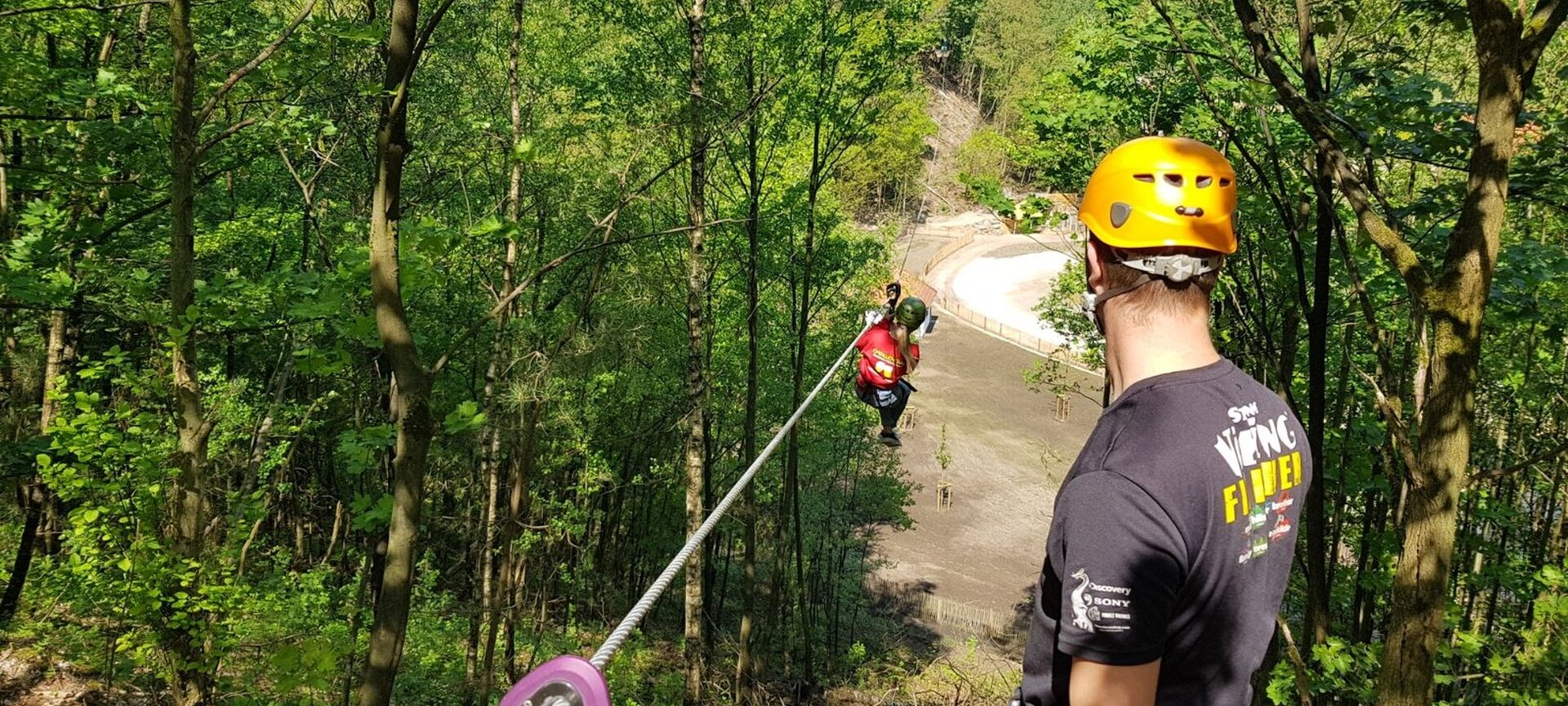 Adventure Park Het Warredal - Zipline
