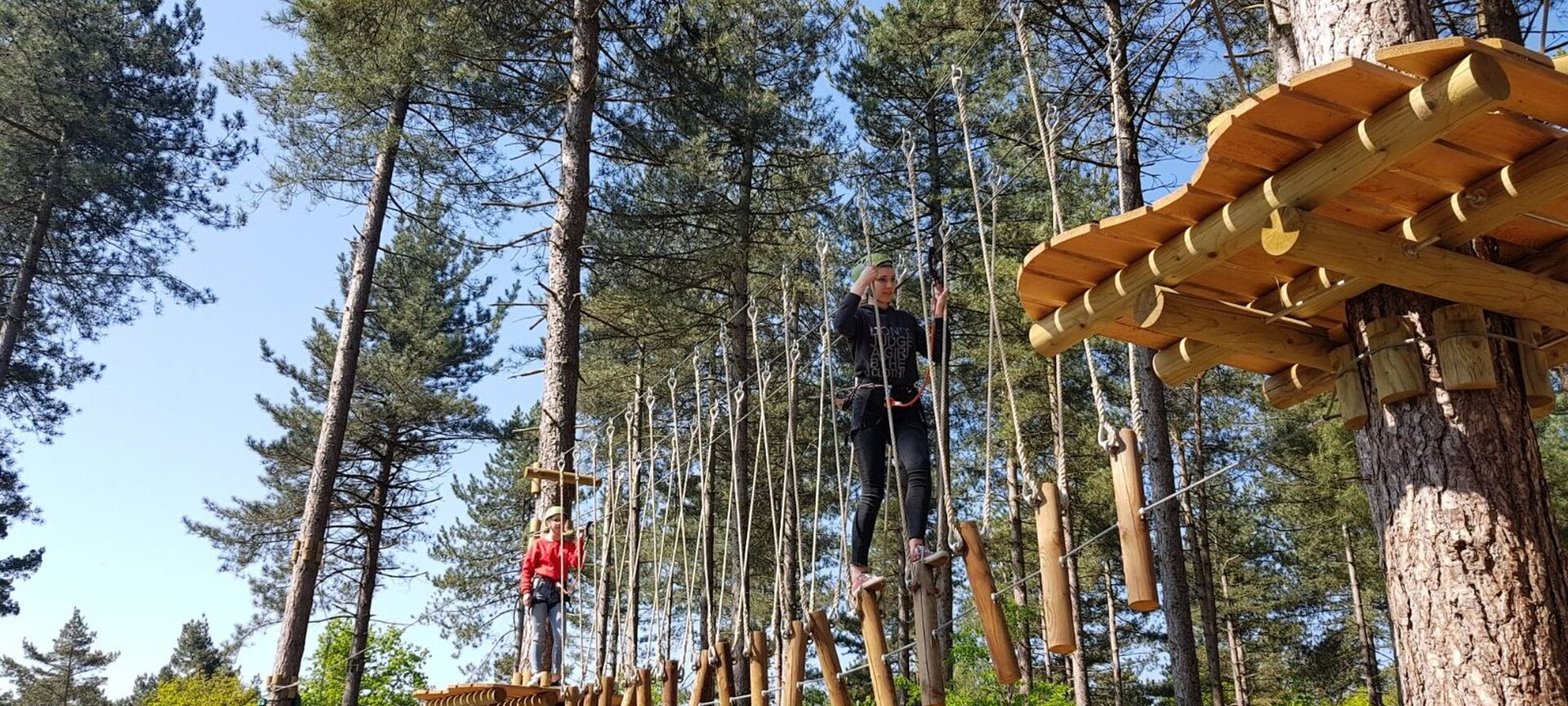Adventure Park Het Warredal - Klimbos