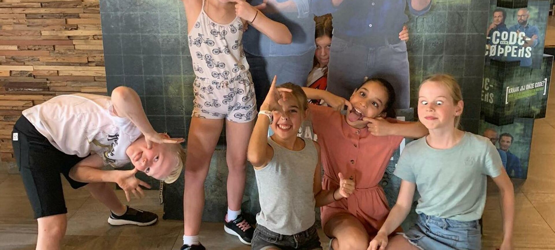 Escaperoom Trapped In - Escape rooms voor kinderen