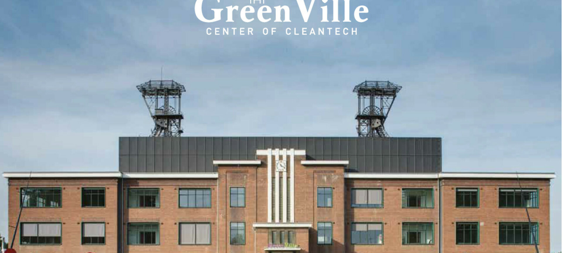 Greenville, cleantech dienstencentrum - Green Ville
