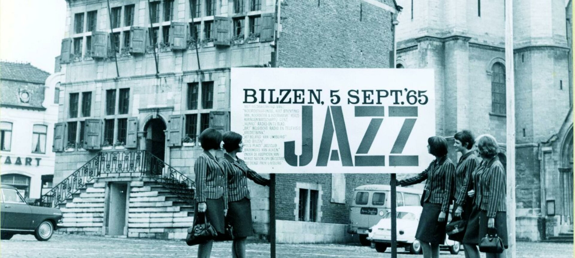 Jazz Bilzen: The Stage - Jazz Bilzen Retro