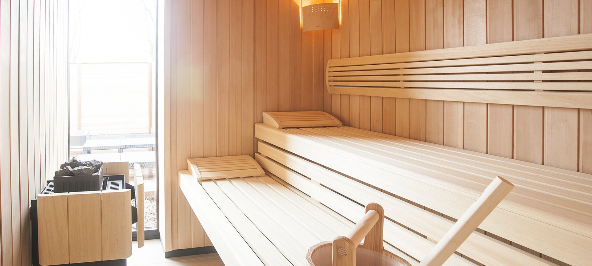 Pure~S Wellness - Sauna