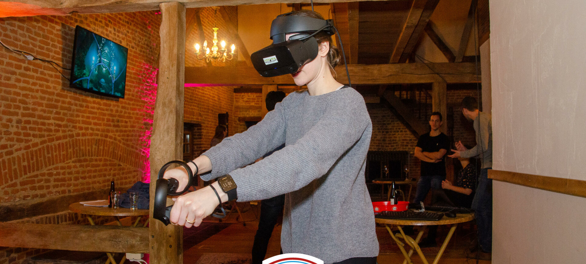 Virtual Reality Center - Virtual Reality in actie